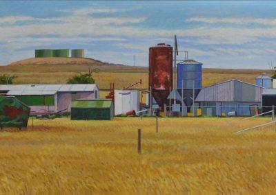 Geoff Wilson, The Farm near Ouyen Victoria 2012