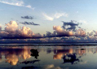 C15: Deep sea dawn - photograph