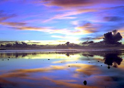 C16: Purple dawn - photograph