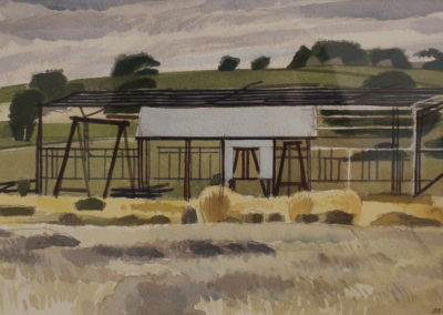 11. GWilson, Shed structure Salt Creek Coorong